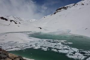 Gletschersee 300x200 - Indien - Impressionen einer Reise
