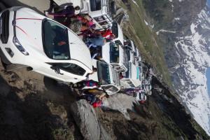 Stau am Berg 300x200 - Indien - Impressionen einer Reise